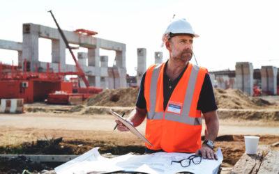 Qual a responsabilidade do tomador de serviço na construção civil?